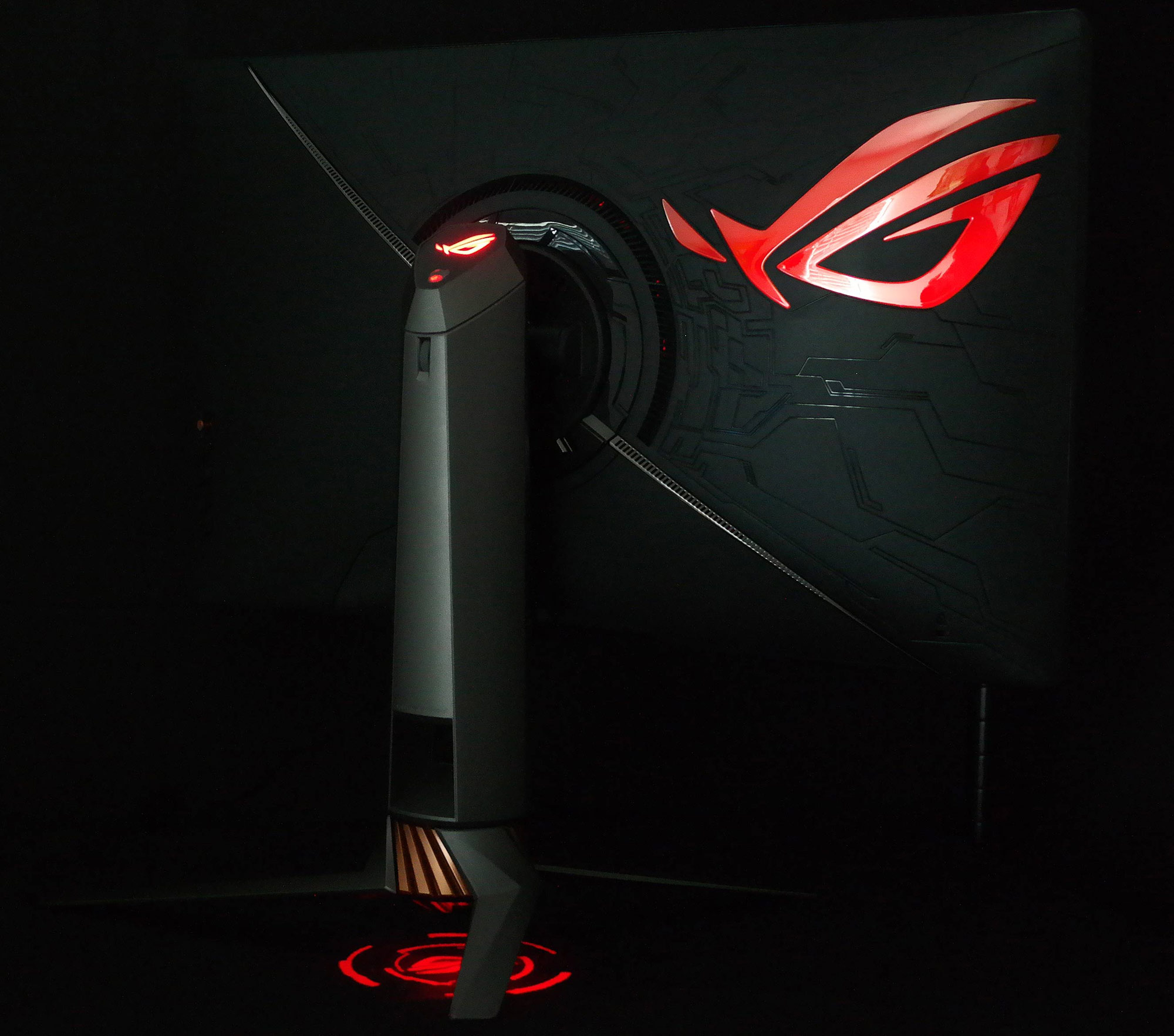 The ROG Swift PG27UQ packs 144Hz 4K and G-Sync HDR into the