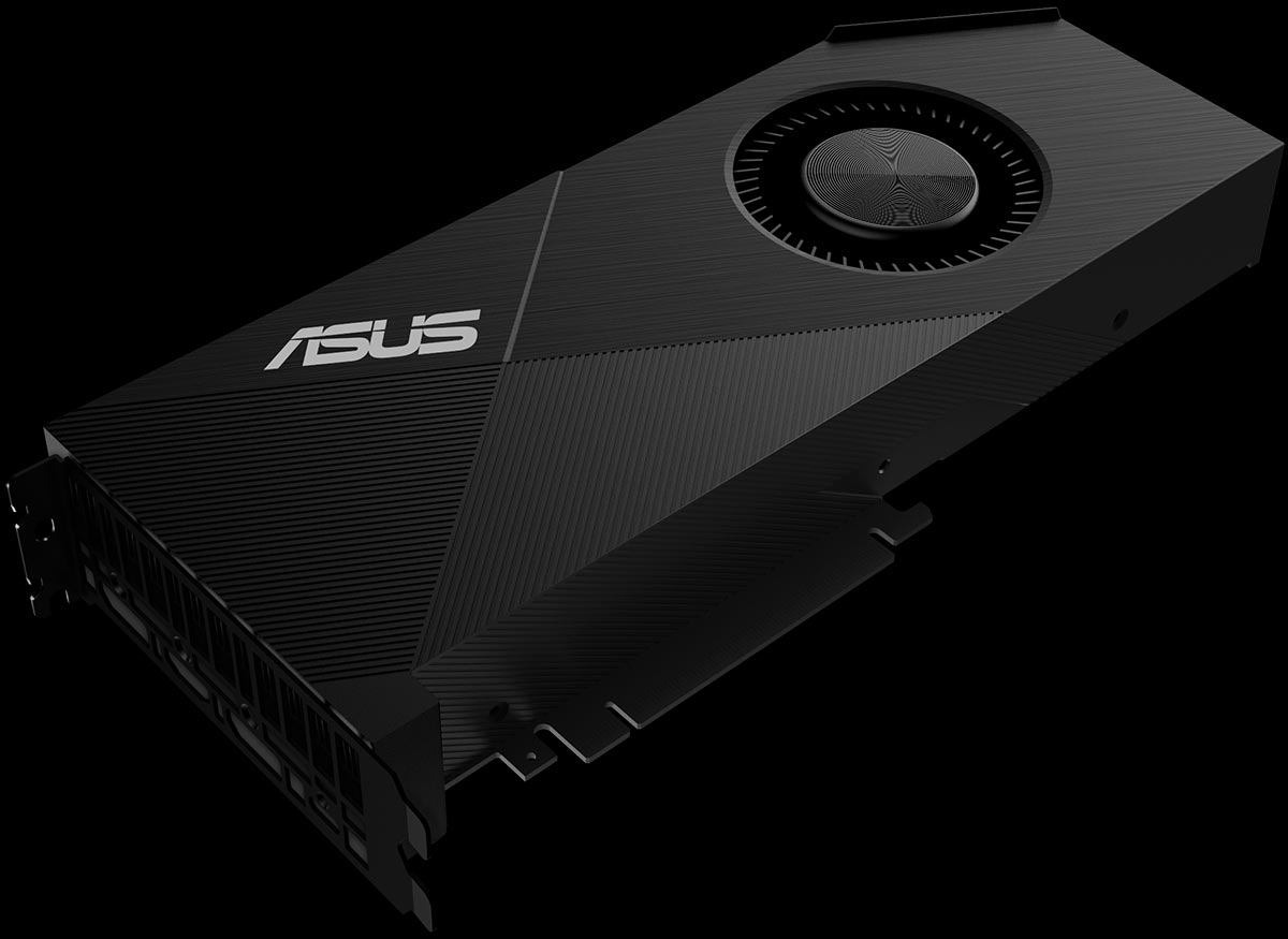 ASUS TURBO GeForce RTX 2080 TI