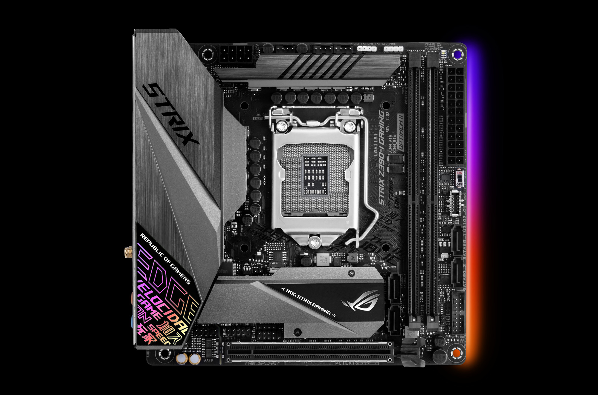 Introducing Rog Maximus And Strix Z390 Gaming Motherboards For 8 3w Led Typically They Are Mounted On A Heatsink If You Intend To With The Right Modules Can Hit Up Ddr4 4600 Speeds Fewer Slots Would Normally Limit Memory Capacity As Well But Support Double Dimms