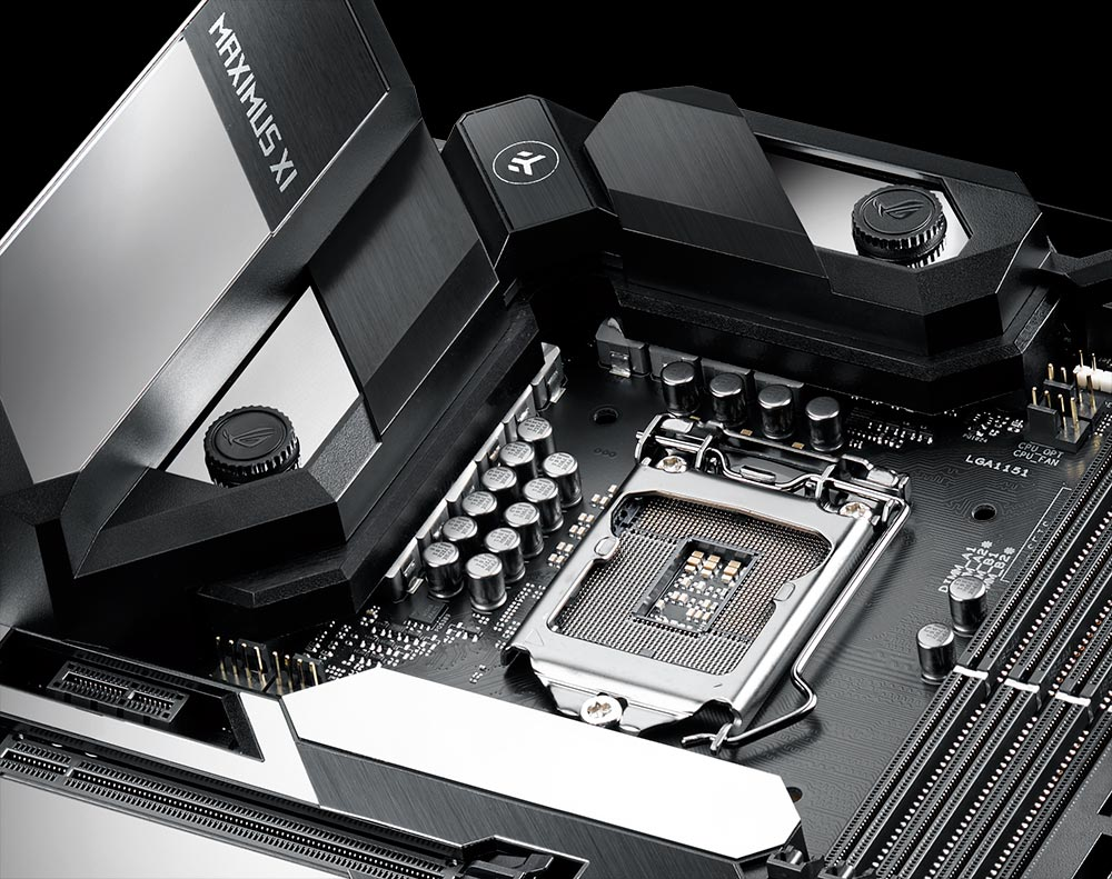 Introducing ROG Maximus and Strix Z390 gaming motherboards for 8