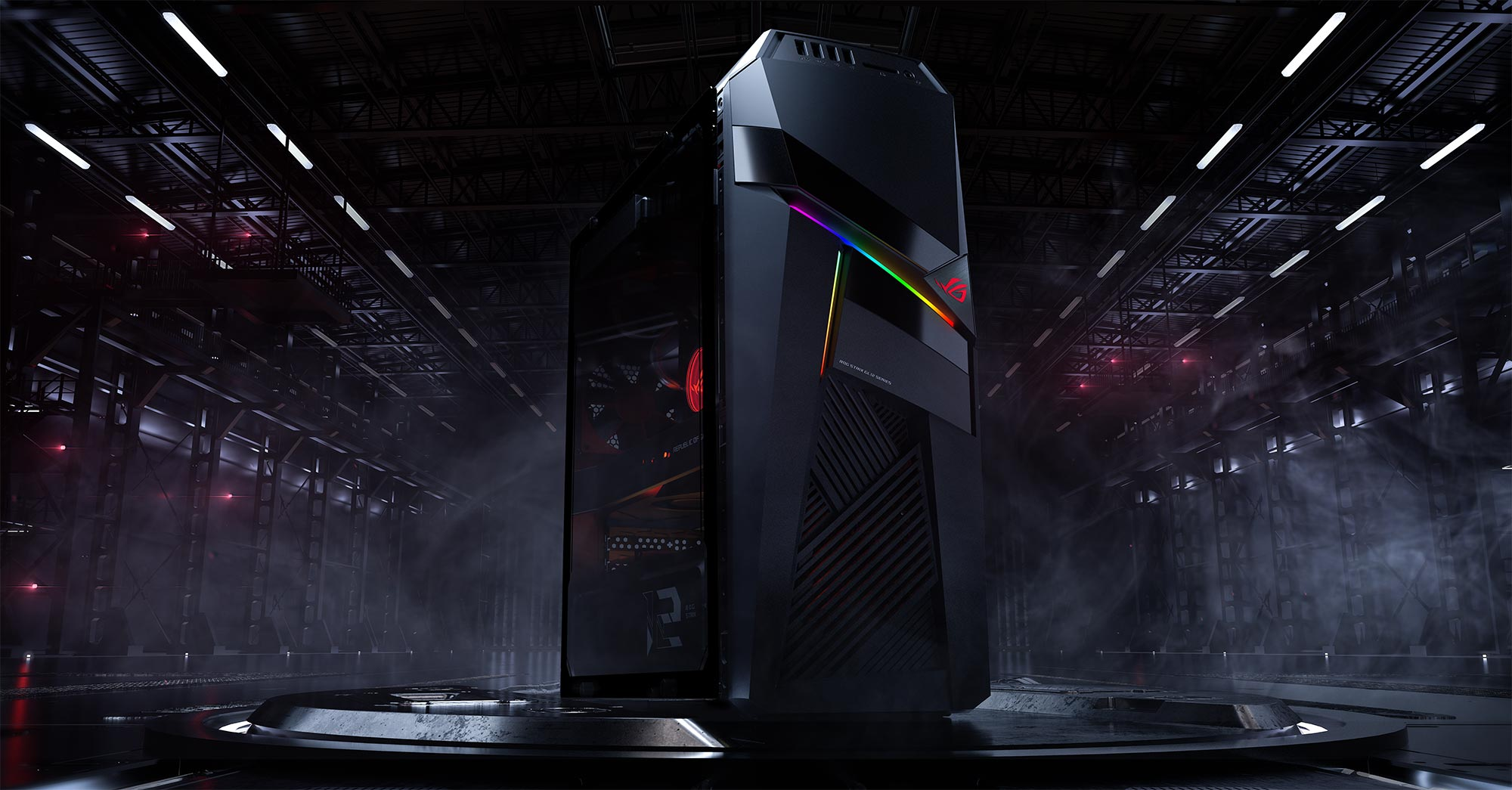 Eight Cpu Cores Meet Rtx Graphics In The Rog Strix Gl12cx