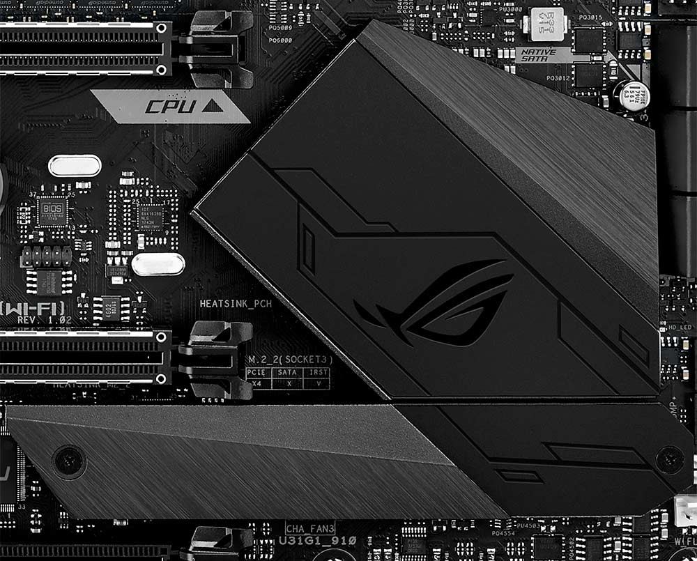 Introducing Rog Maximus And Strix Z390 Gaming Motherboards For 8 3w Led Typically They Are Mounted On A Heatsink If You Intend To Provide Additional Headroom Overclocked Cpus The Hero Adds Second 12v Power Connector Substantial Vrm Heatsinks Theres Plenty Of Cooling