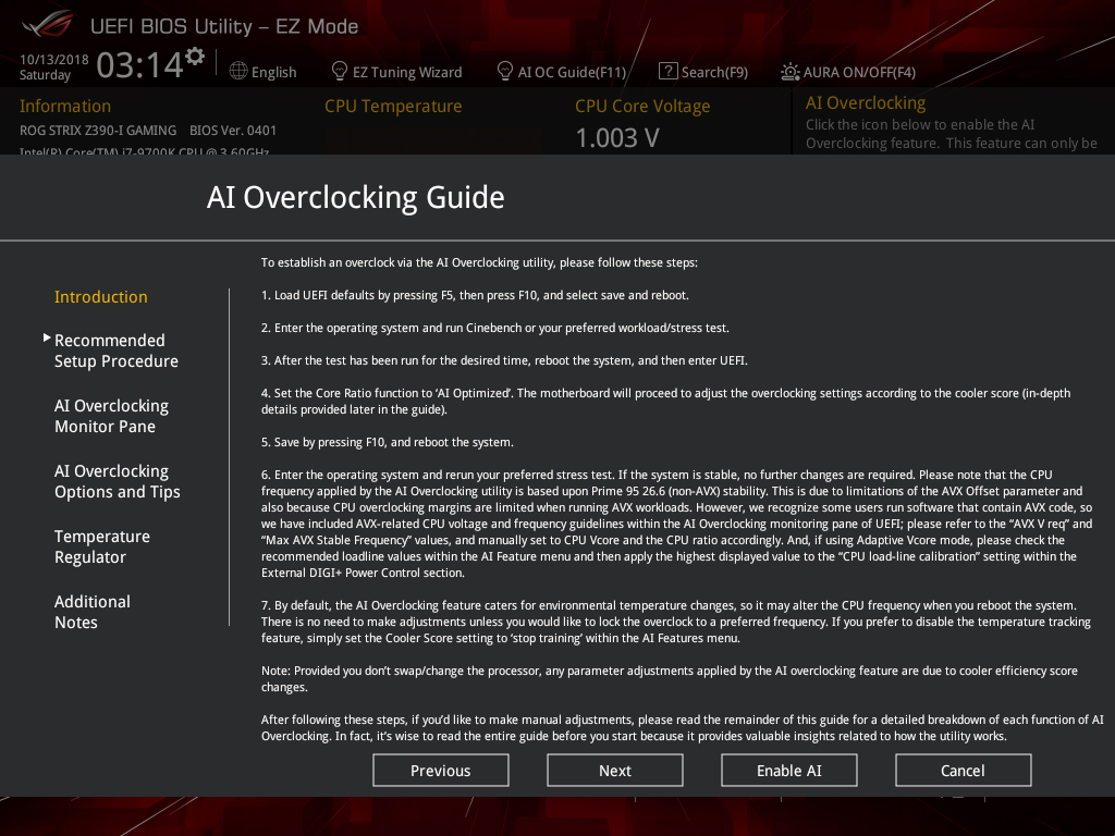 How to overclock your system using AI Overclocking | ROG
