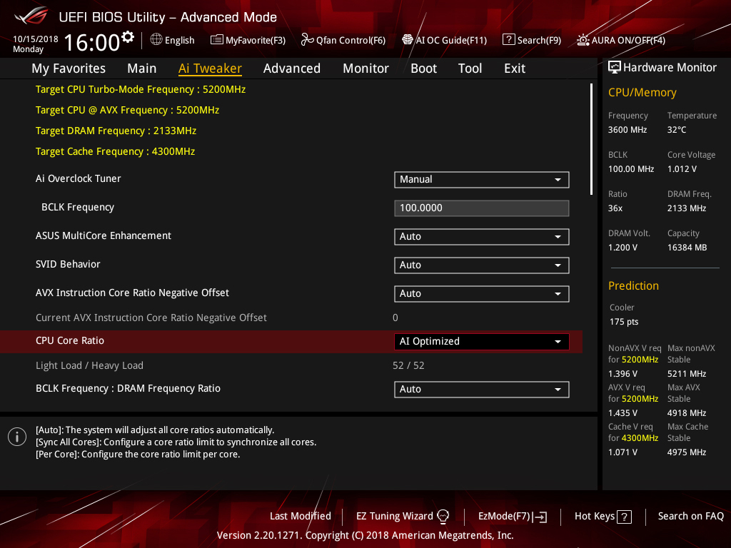 How to overclock your system using AI Overclocking | ROG - Republic