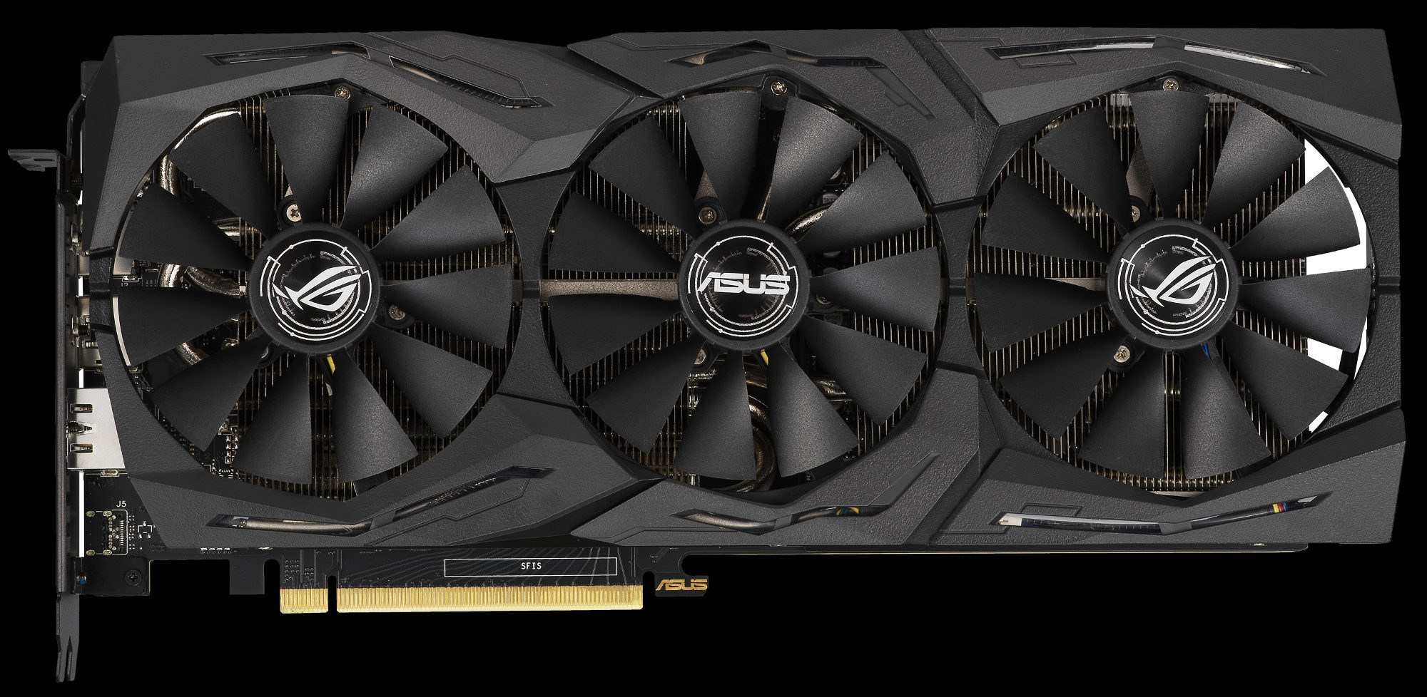 ASUS and ROG GeForce RTX 2060 graphics cards trace rays on a budget