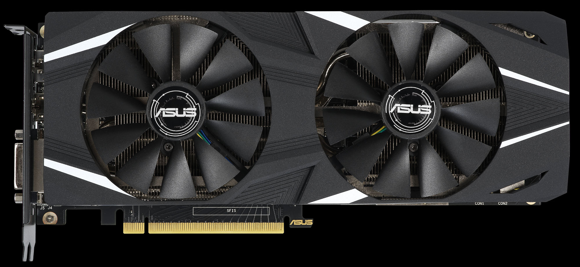ASUS and ROG GeForce RTX 2060 graphics cards trace rays on a