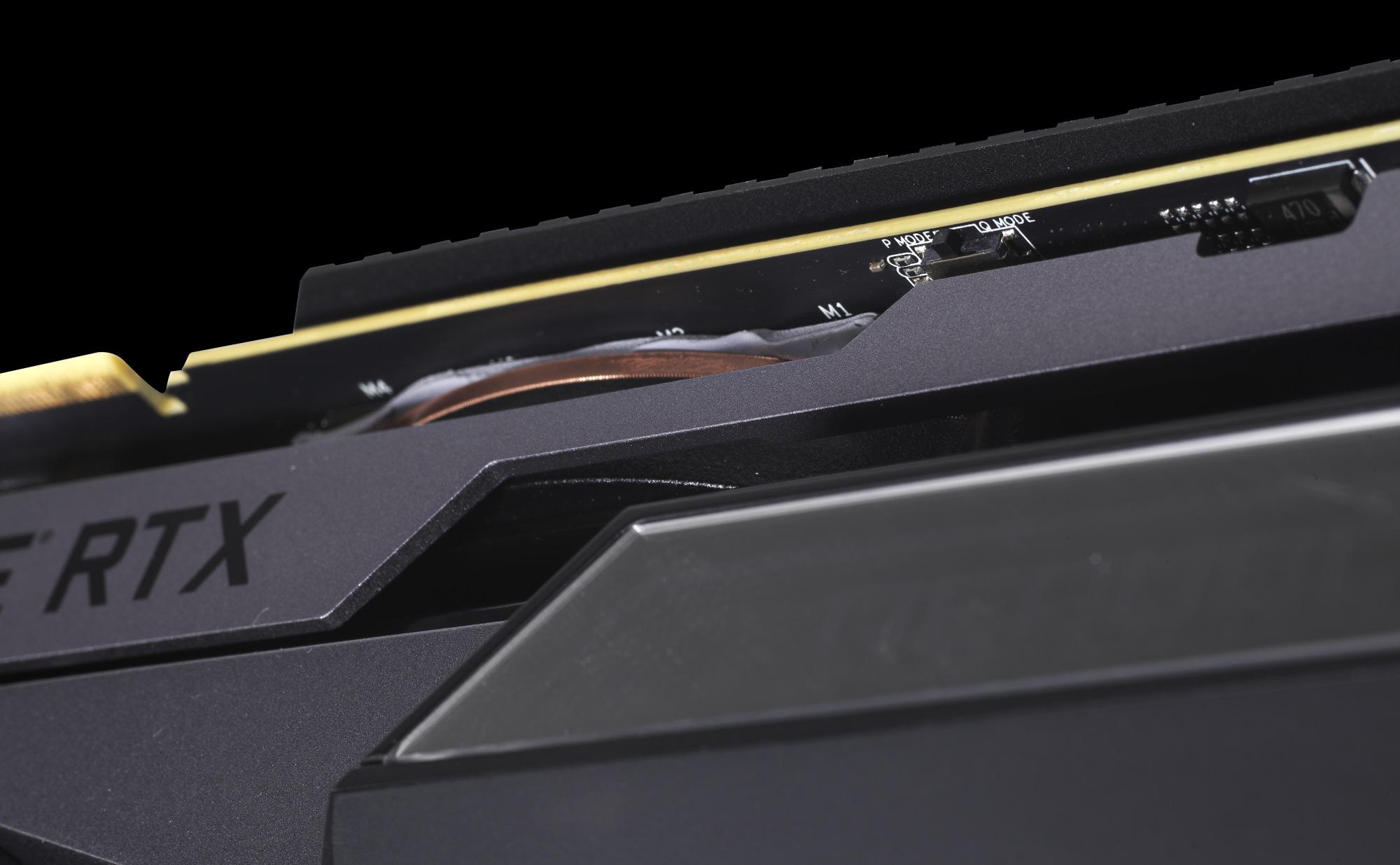 The ROG Matrix RTX 2080 Ti fully integrates liquid GPU cooling | ROG