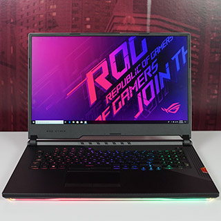 ROG - Republic of Gamers - The Choice of Champions