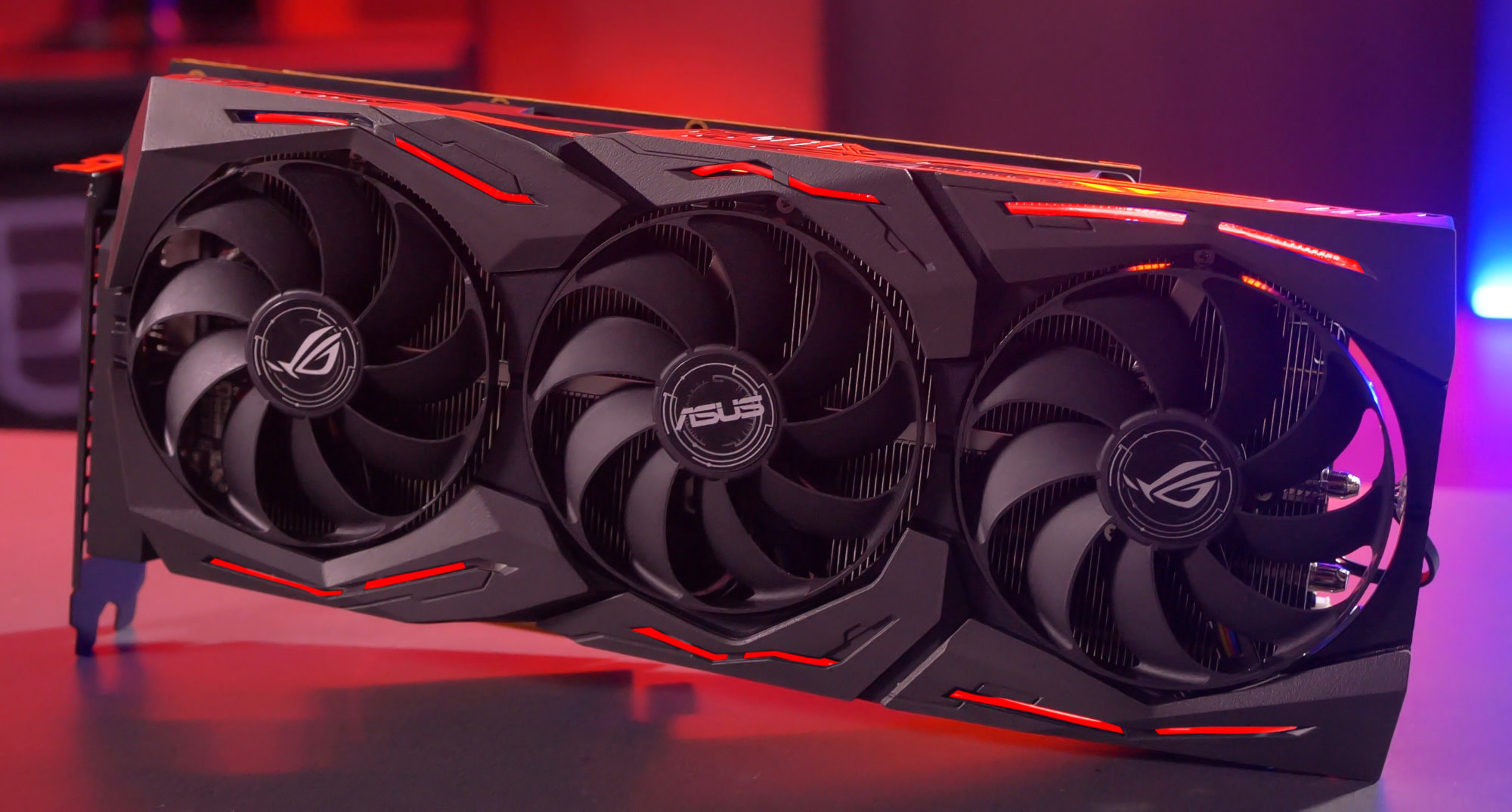 Navi shines bright with ROG Strix, TUF Gaming, and ASUS Dual Radeon