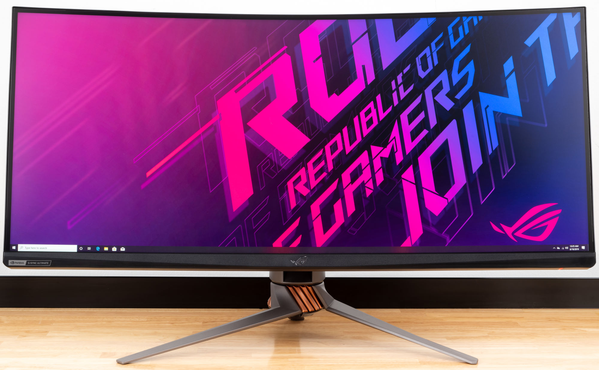 The ROG Swift PG35VQ elevates every game with an ultrawide