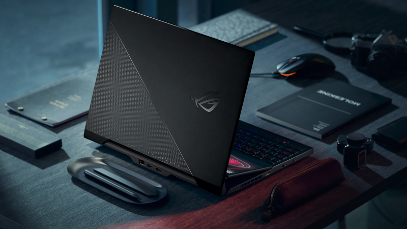 The new ROG Zephyrus Duo 15 SE leads dual-screen gaming laptops into the next generation