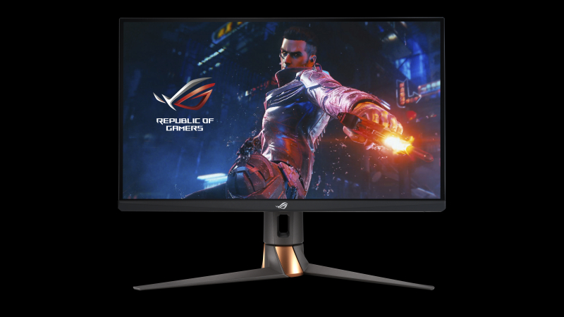 The ROG Swift PG279QM gaming monitor dials 1440p gaming up to 240Hz for a new generation