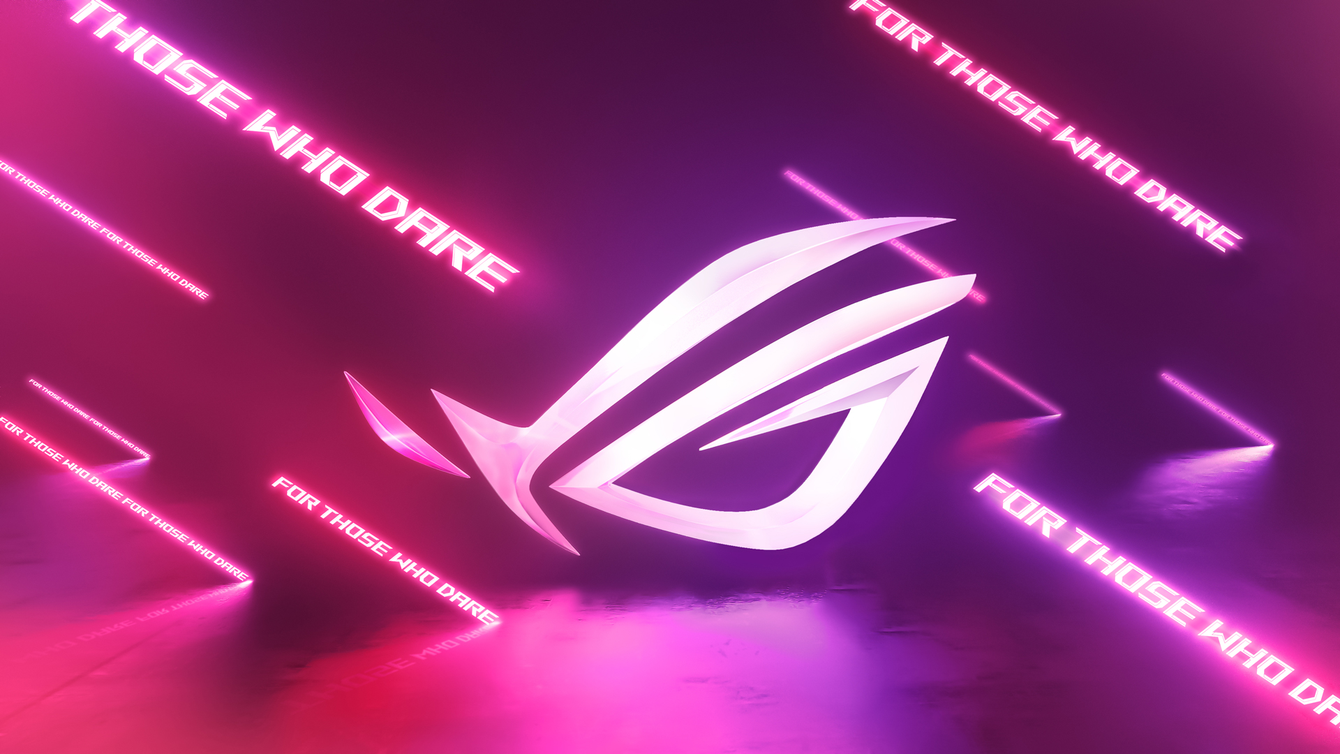 ROG_Strix Electropunk wallpaper