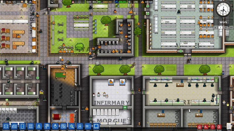 Prison Architect brings unique challenges to the world of management sims