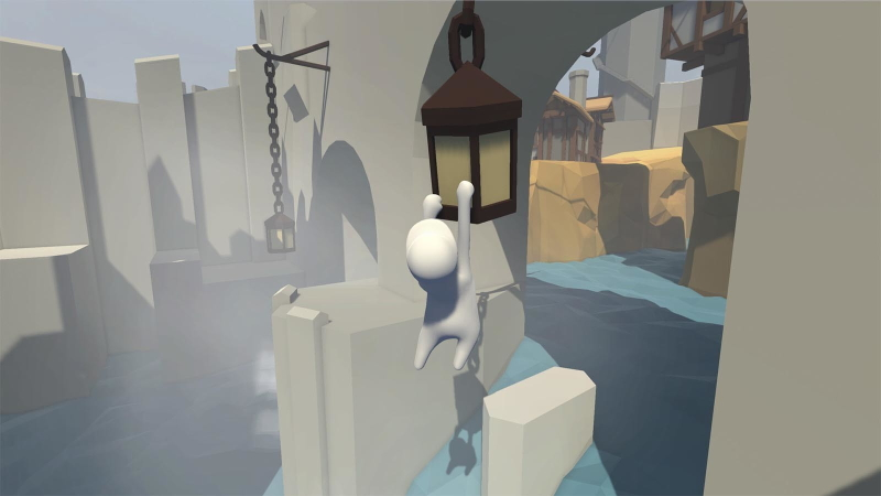 Human: Fall Flat is a laugh-out-loud meditation on hominid fallibility