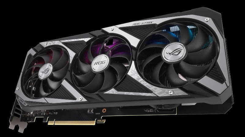 ASUS GeForce RTX 3060 graphics cards make a triple threat with ROG Strix, TUF Gaming, and Dual