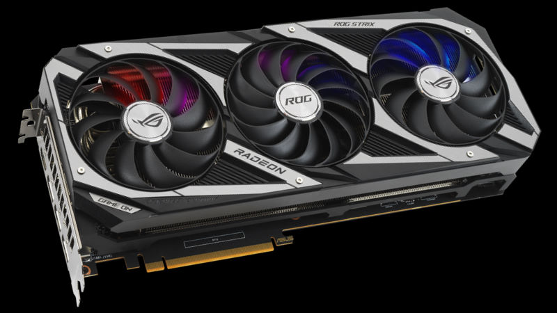 ASUS Radeon RX 6700 XT graphics cards are ready to rip with ROG Strix, TUF Gaming, and Dual