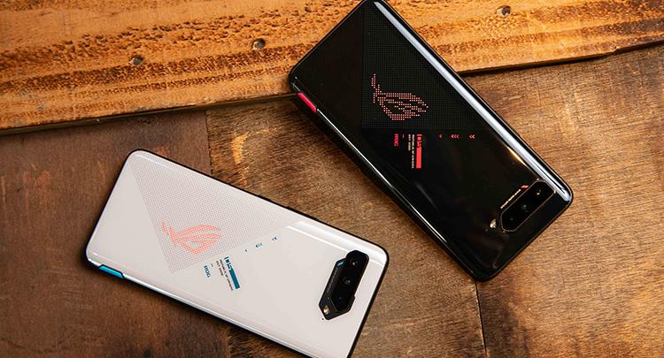 地表最強電競手機ROG Phone 5震撼登場!