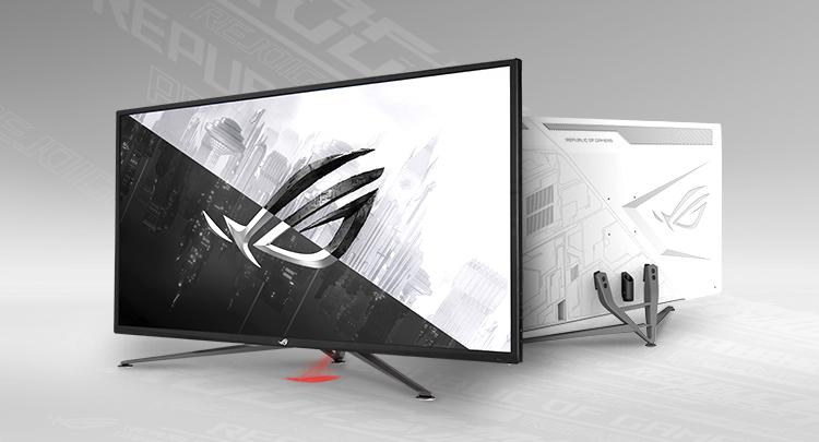 ASUS Republic of Gamers anuncia que el monitor Strix XG43UQ estará  disponible en mayo