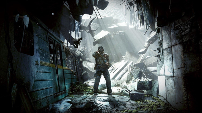 The dystopian future of Metro: Last Light still beckons