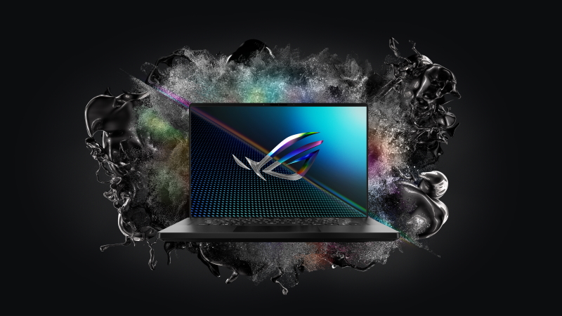 "The ROG Zephyrus M16 puts a stunning 16"" screen in a compact 15"" gaming laptop"