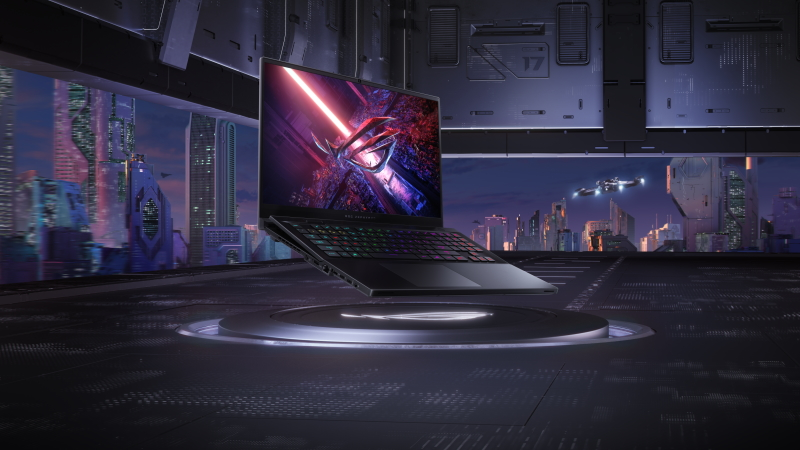Experience the best of gaming and creating with the premium ROG Zephyrus S17 gaming laptop