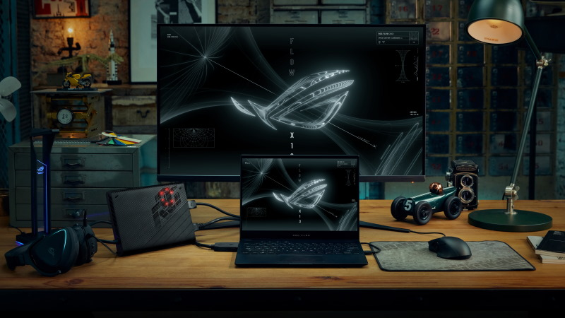 ROG brings RTX to everyone with NVIDIA GeForce RTX 3050 and RTX 3050 Ti gaming laptops