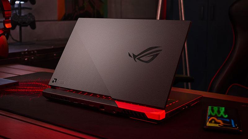 ROG Strix G Advantage Edition gaming laptops go all-in on AMD
