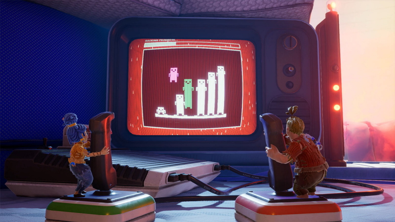 It Takes Two offers a heartbreaking and hilarious take on co-op platforming