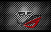ROG Wallpaper Collection 2012 ::: Perforated ROG - by Terminator