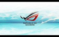 ROG Wallpaper Collection 2012 ::: Sharpley Blue - by Andrej Milovac