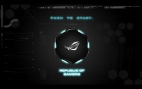 ROG Wallpaper Collection 2012 ::: Push Button To Start - by JayCee