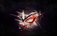 ROG Wallpaper Collection 2012 ::: Sparks - by Azure Wrath