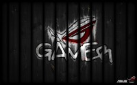 ROG Wallpaper Collection 2012 ::: ASUS RoG WAll Gamer - by zakos