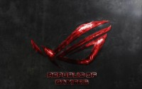 ROG Wallpaper Collection 2012 ::: Wallpapper RedStone - by divadawm