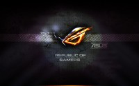 ROG Wallpaper Collection 2012 ::: ZONE33 - by dotMilk