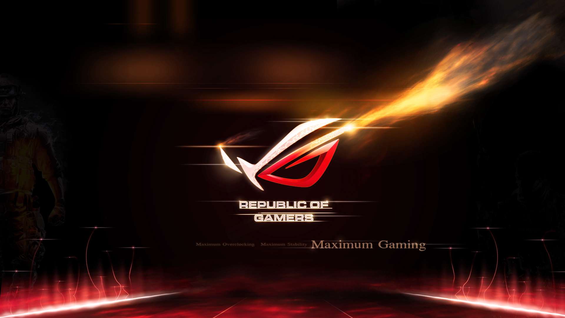 ROG Wallpaper Petition Winners