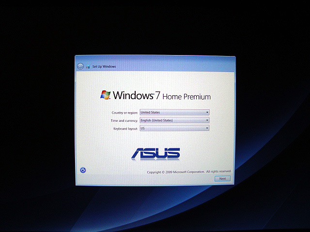 Asus X44C Notebook AI Recovery Driver Windows XP