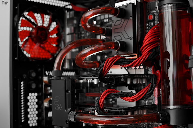Interview With Pro Modder Amp Watercooling Guru Malik Rog