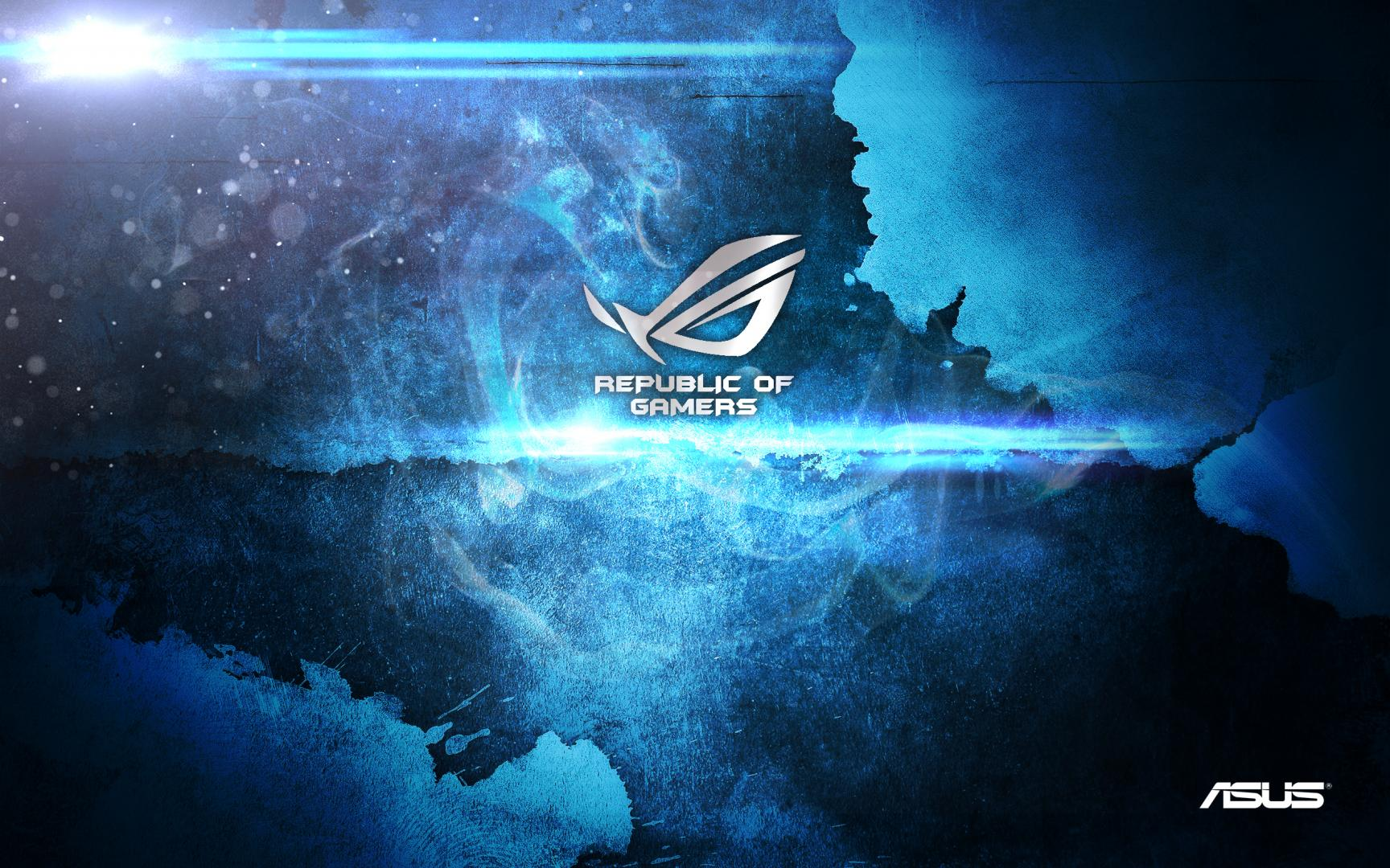 Asus Blue Wallpaper: 2013 ROG Wallpaper Competition: Vote For Your Favorite