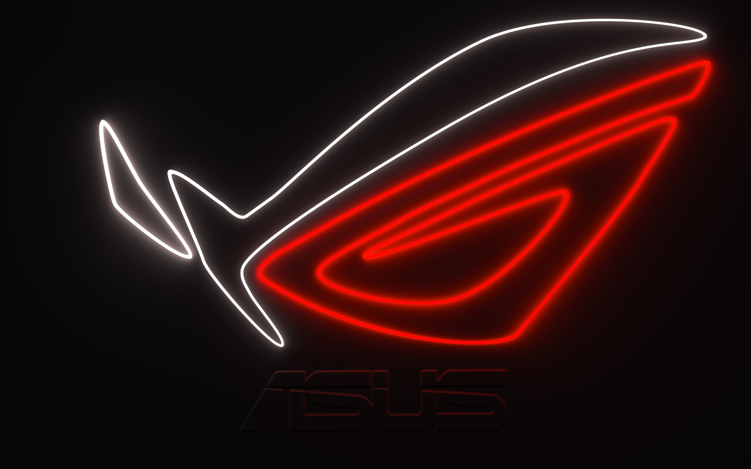 Rog Neon Logo 5k Hd Computer 4k Wallpapers Images: 2013 ROG Wallpaper Competition: Vote For Your Favorite