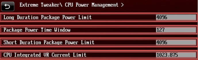 Maximus VI Recommended Settings For Overclocking | ROG - Republic of