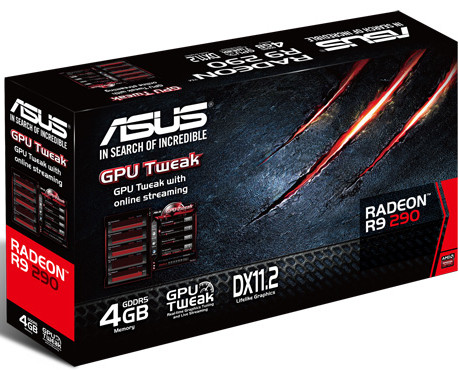 how to find version of asus gpu tweak ii