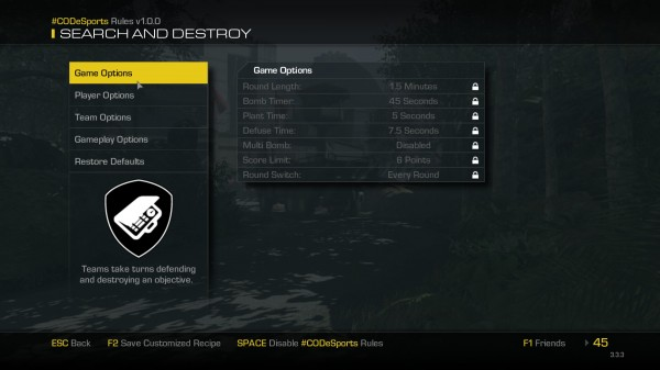 Call of duty ghosts matchmaking problems