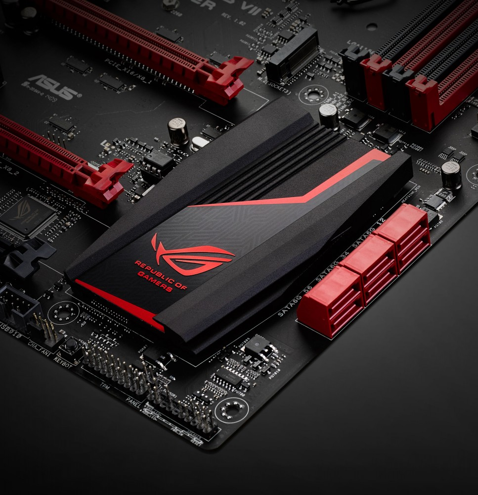 Republic of Gamers »» Maximus Motherboards