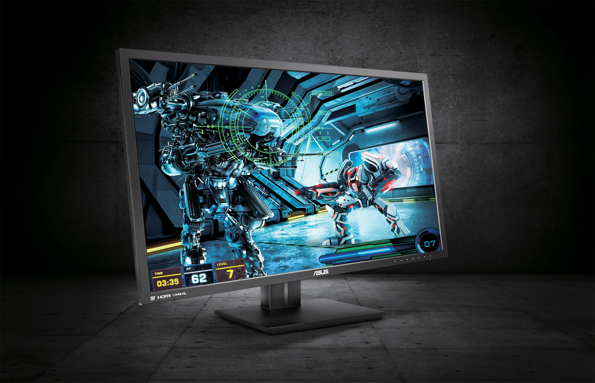 Asus PB287Q monitor | Full Specifications