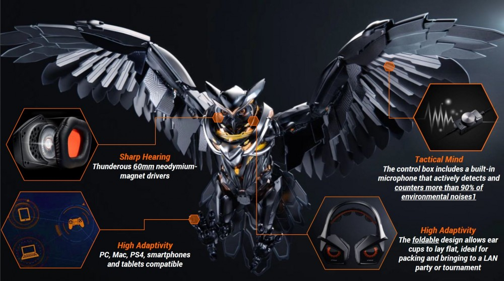 Strix-Pro-gaming-headset-owl