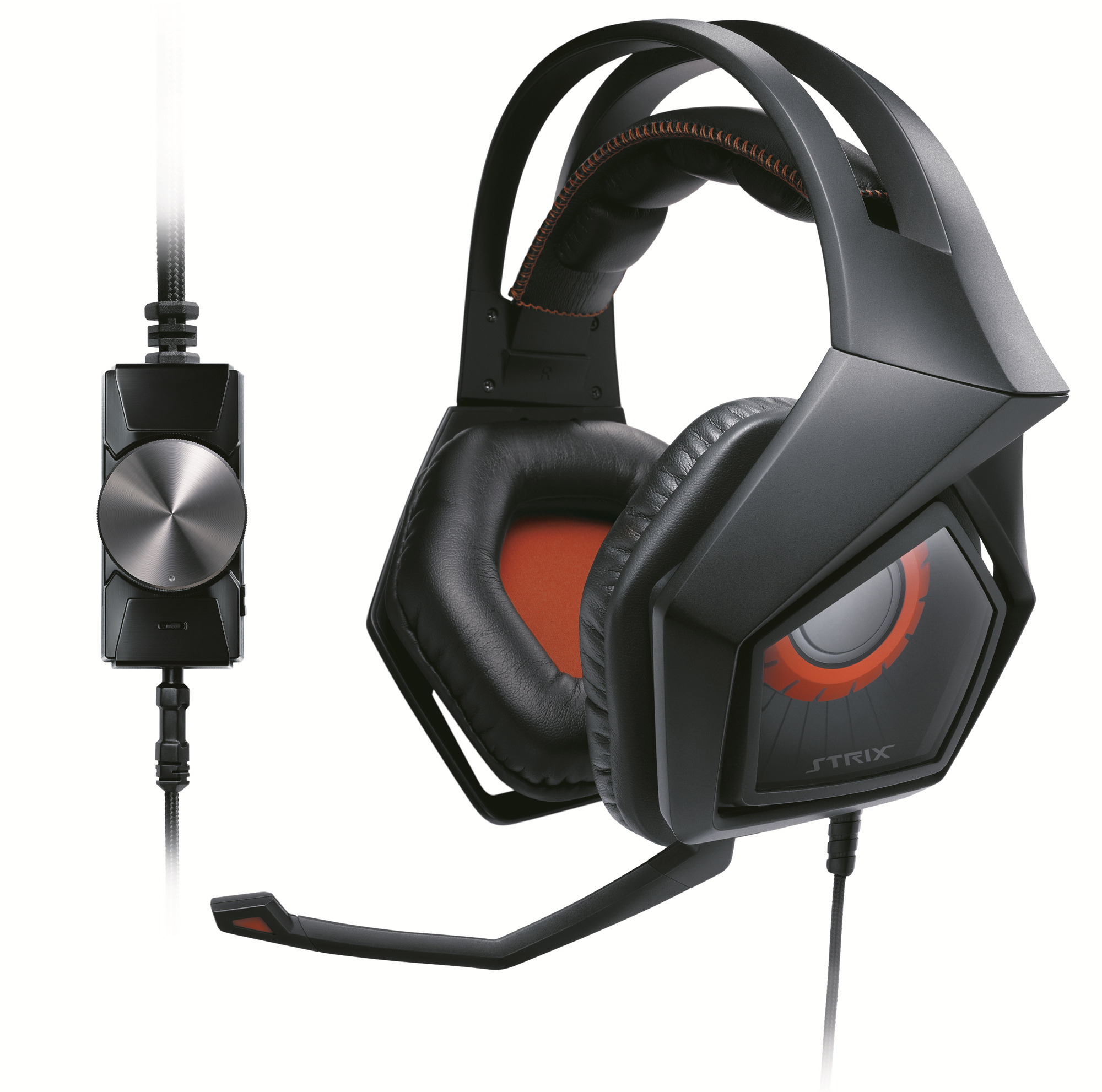 asus announces strix pro gaming headset play3r. Black Bedroom Furniture Sets. Home Design Ideas