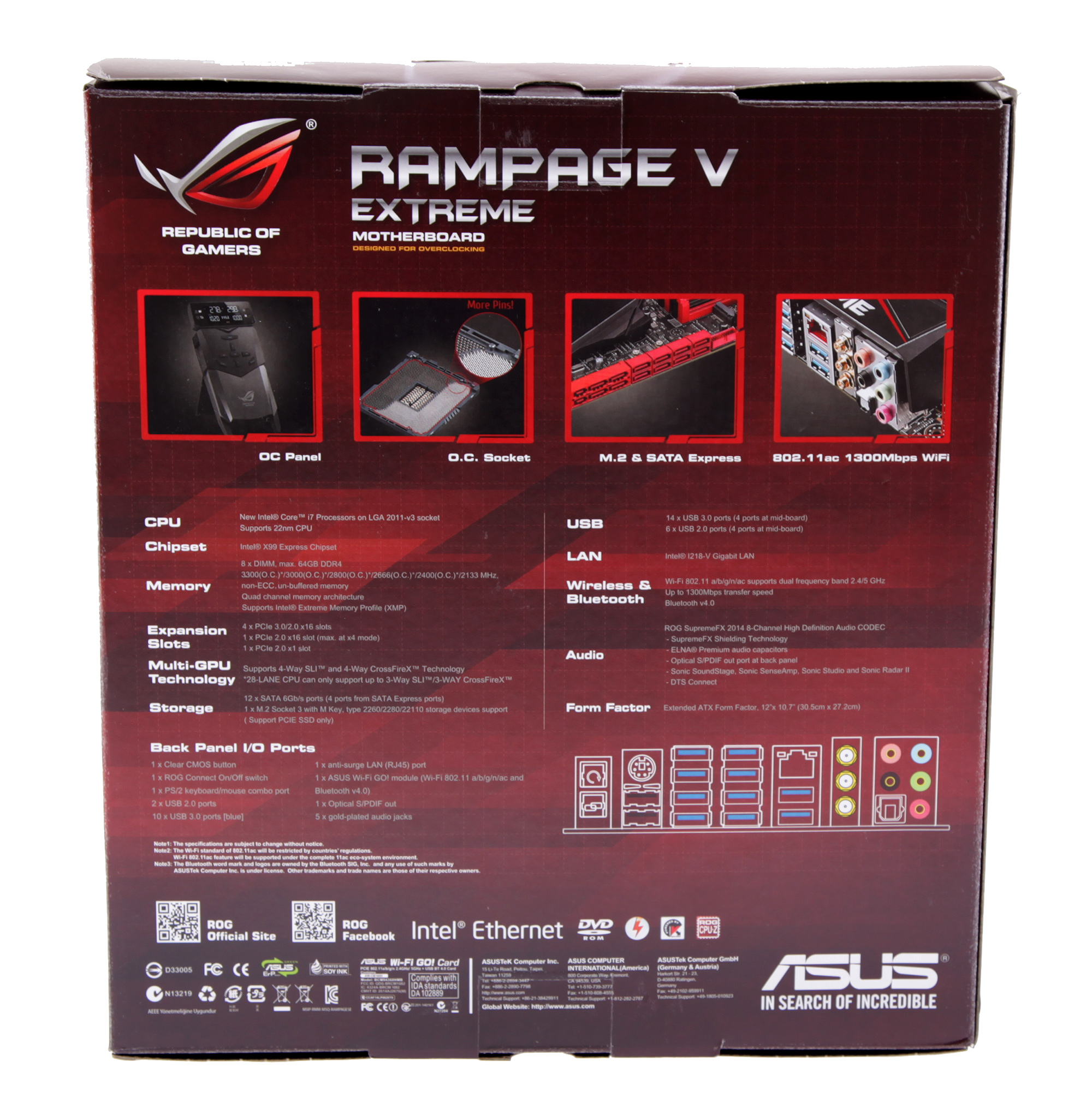 Asus Maximus V Extreme ROG Theme Treiber Windows XP