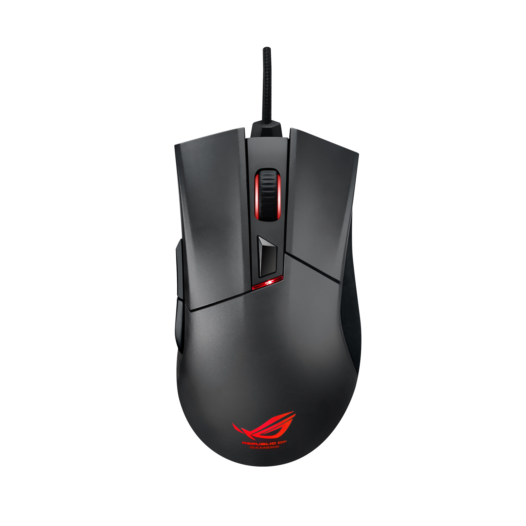 Press Release: ASUS Republic of Gamers Announces Gladius Gaming Mouse | ROG - Republic of Gamers ...